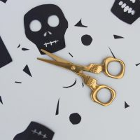 Skull Shaped Scissors