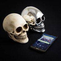 skull-speaker