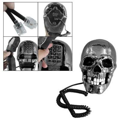 Skull Telephone