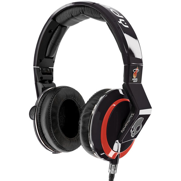 Skullcandy NBA Mix Master Over-Ear Headphones