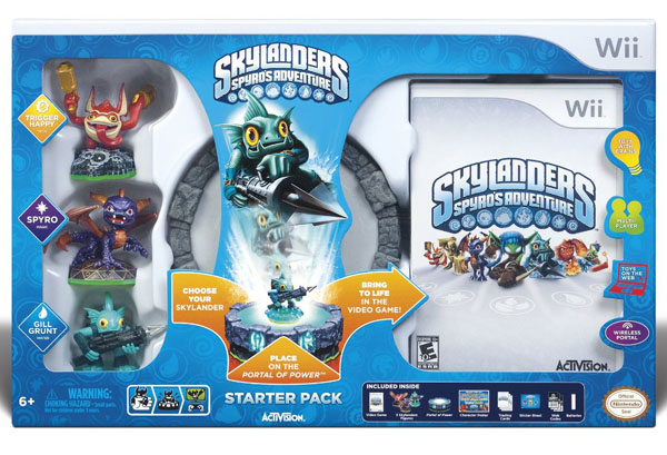 Skylander's Spyro's Adventure Starter Pack