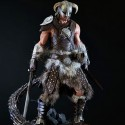 Skyrim Dragonborn Collectible Statue