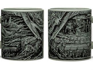 Skyrim Relief Mug