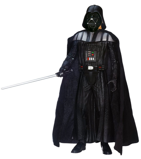 Skywalker to Vader Action Figure