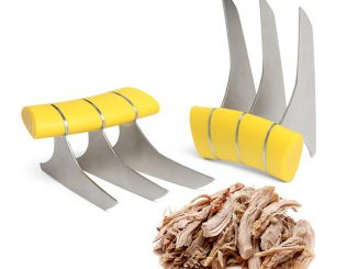 Slash & Serve Shredded Meat Claws