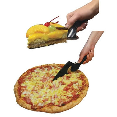 Slice N' Serve - Pizza Cutter and Server