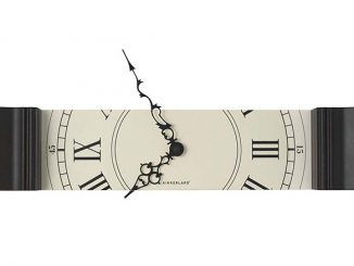 Sliced Grandfather Clock
