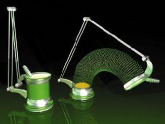 Slinky Desk Lamp