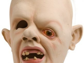 Sloth from the Goonies Mask
