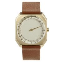 Slow Jo 24-Hour One Hand Watch