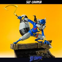 Sly Cooper Limited Edition Statue