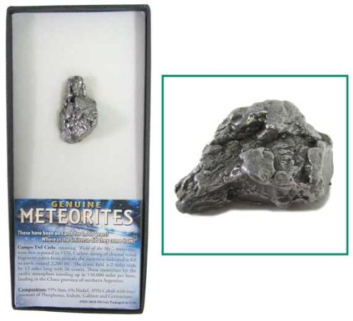 Small Hunks of Genuine Meteorites