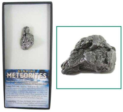 Small Hunks of Genuine Meteorites