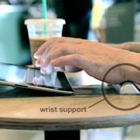 Smart Cargo as Wrist Support