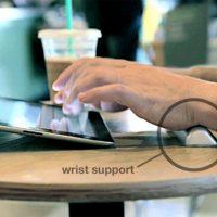 Smart Cargo as Wrist Support