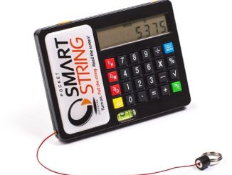 Smart String Tape Measure