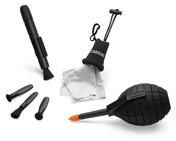 Smartphone Kit of Perpetual Cleaning