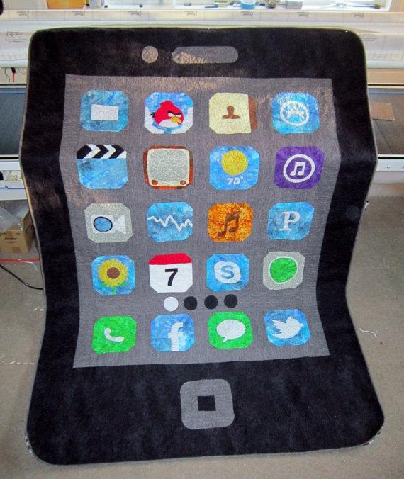 Smartphone iQuilt