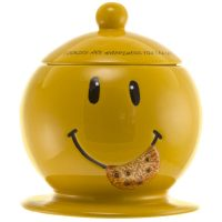 Smiley Face Cookie Jar
