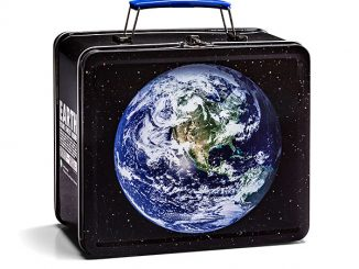 Smithsonian Earth Lunchbox Tin