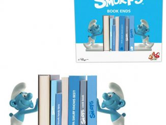Smurfs Bookends