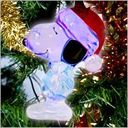 Snoopy Christmas Lights