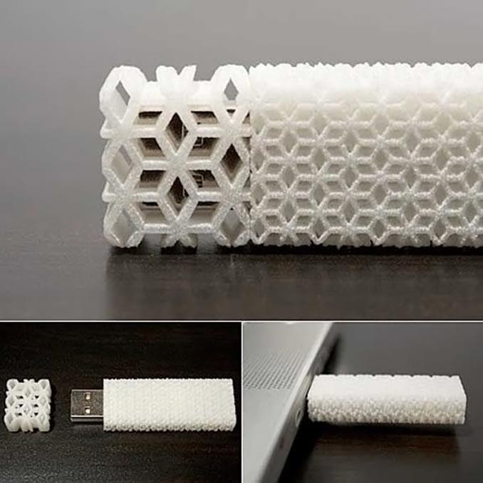 Snowflake USB Drive