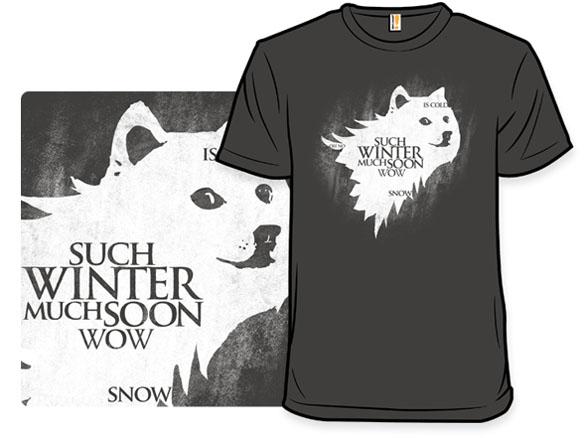 So Games Much Thrones Wow Shirt