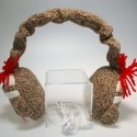 Sock Monkey Headphones1