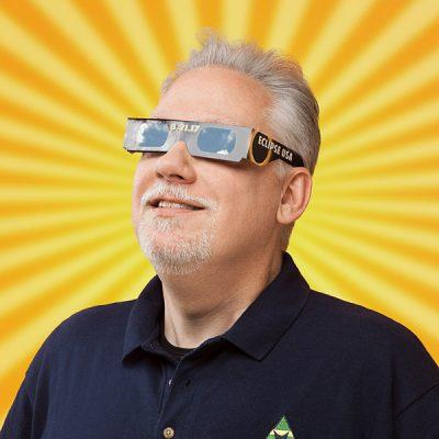 Solar Eclipse Glasses - 5 pack