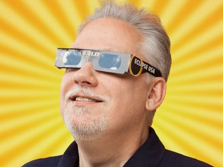 Solar Eclipse Glasses - 5 pack