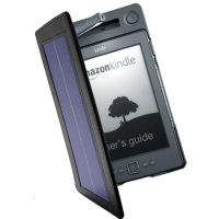 SolarKindle Lighted Cover