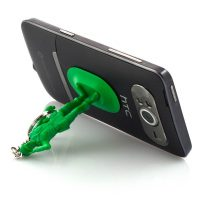Soldier Phone Stand Keyring