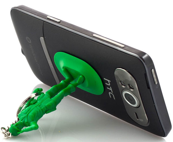 Solider Smartphone Stand