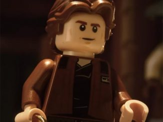 Solo: A Star Wars Story LEGO Trailer
