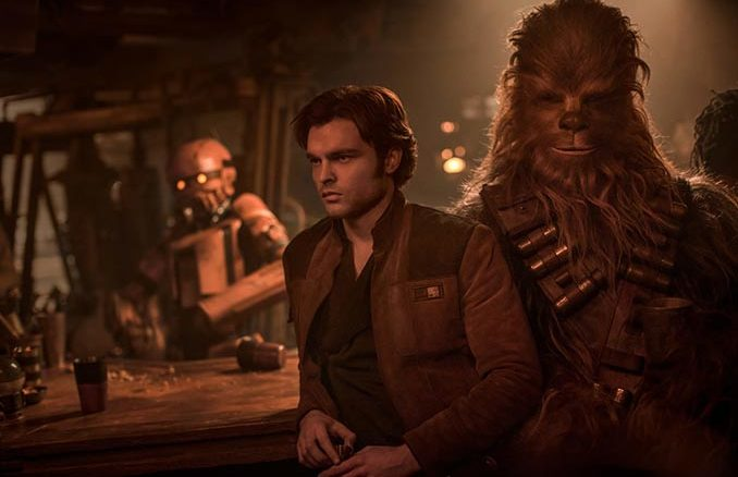 Solo: A Star Wars Story Reviews