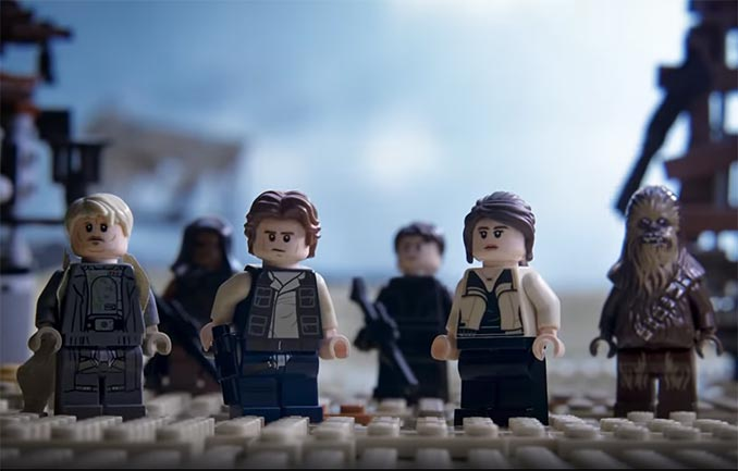 Solo: A Star Wars Story Trailer (LEGO Version)