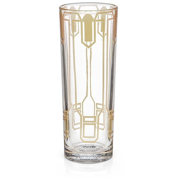 Solo Star Wars Han Highball Glass