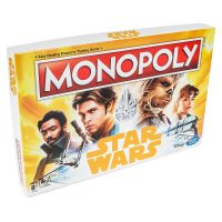 Solo Star Wars Monopoly Game