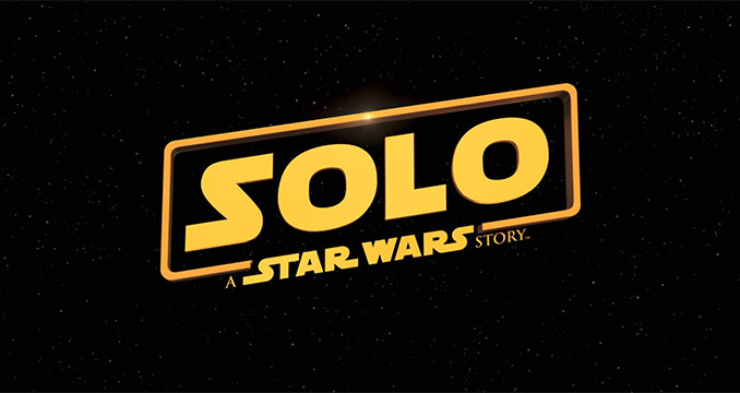 Solo: A Star Wars Story Official Teaser Trailer