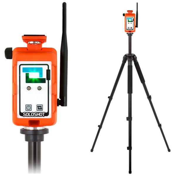 Soloshot Camera Tripod and Wireless Transmitter