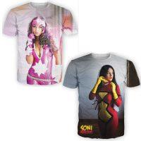 Soni Aralynn Cosplay T-Shirts