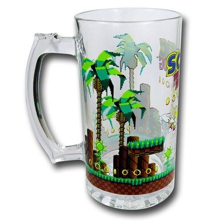 Sonic Oversized Beer Mug