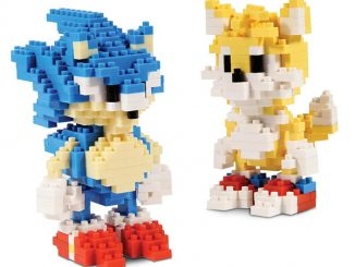 Sonic Pixel Bricks