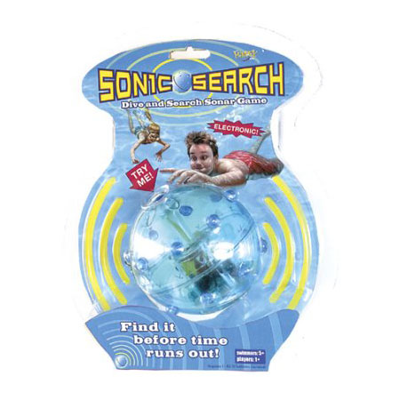 Sonic Search Water Game