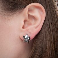 Sonic Stud Earrings