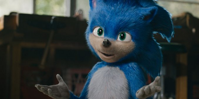 Sonic The Hedgehog Movie Trailer