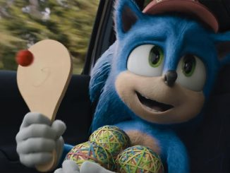 Sonic The Hedgehog New Trailer