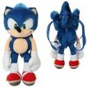 Sonic The Hedgehog Plush Backpack