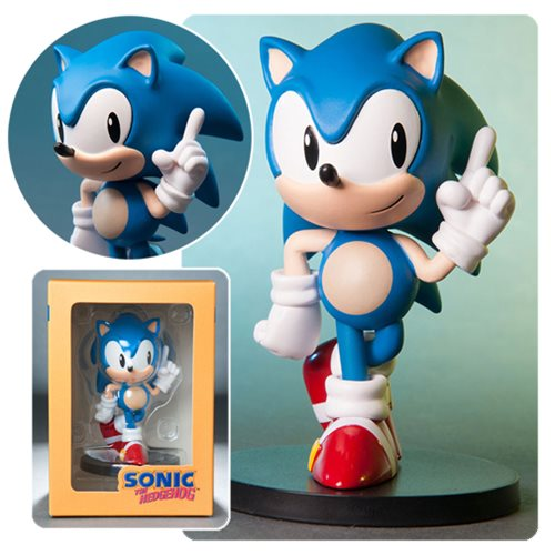 Sonic the Hedgehog Boom8 Series Vol 1 Statue